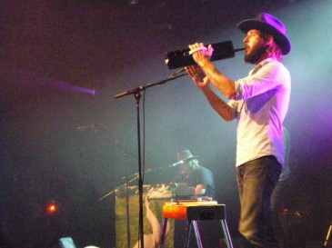 Band of Horses, photo by Val Cormier