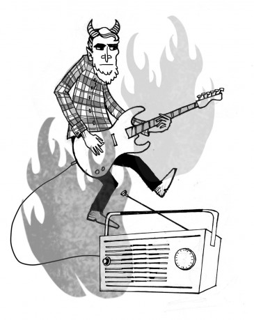 24 Hours of Thunderbird Radio Hell