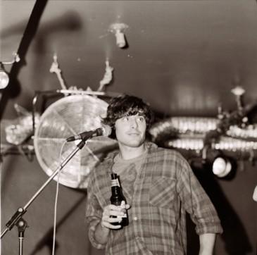 Edo Van Breemen substitutes Make Out Videotape for his band Brasstronaut.
