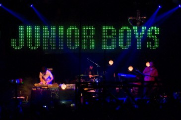 Junior Boys, photo by Cyrus McEachern