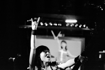 Shonen Knife, photo by Noah Adams