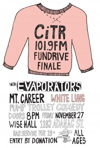 fundrive finale poster
