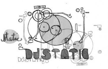 DJ Static - Illustration by Lindsey Hampton