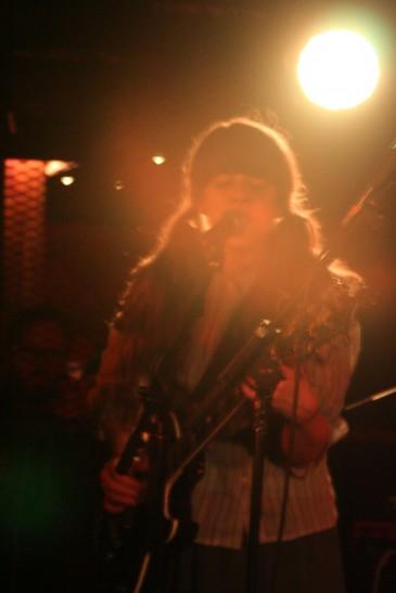 Julie Doiron, photo by Sean Nelson