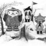 Illustrations by Ehren Salazar