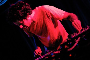 Four Tet, photo by Steve Louie