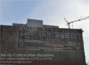 CiTR -- The City