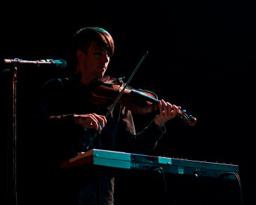 Owen Pallett, photo by Gerald Deo