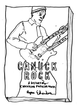 Canuck Rock by Ryan Edwardson