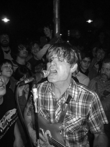 Thee Oh Sees, photo by Duncan McHugh