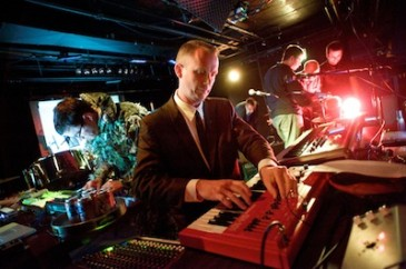 Matmos, photo by Steve Louie
