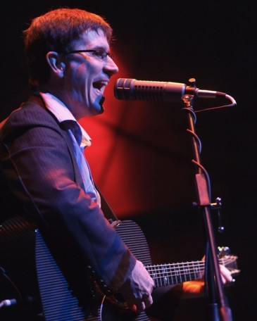 The Mountain Goats, photo by Gerald Deo
