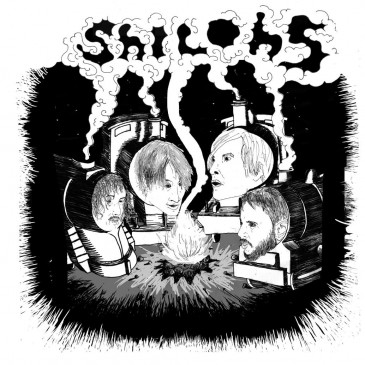 The Shilohs, illustration by Tyler Crich