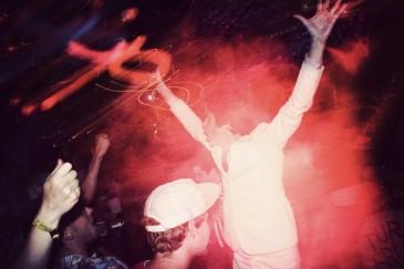 Chain & the Gang @ Republik - Ian Svenonius does his thing by Ryan Walter Wagner
