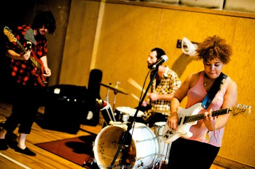 RatTail @ the Local Library - Toronto's pop act on Unfamiliar Records by Steve Louie