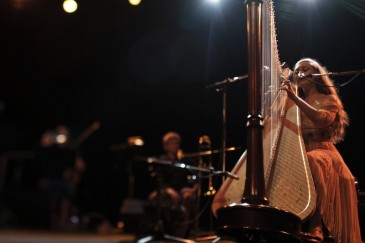 Joanna Newsom, photo by Gerald Deo