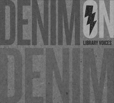 Library Voices - Denim on Denim