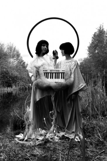 Myths, photo by Kate Henderson