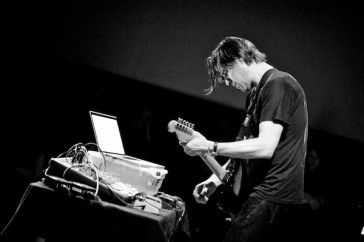 Christian Fennesz, photo by Steve Louie