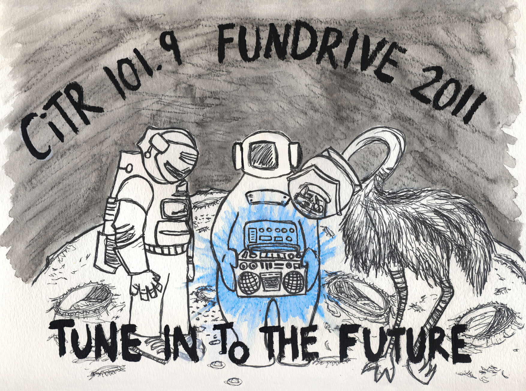 CiTR Fundrive