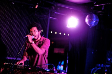 Toro Y Moi, photo by Steve Louie