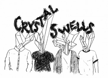 Crystal Swells, illustration by Merida Anderson