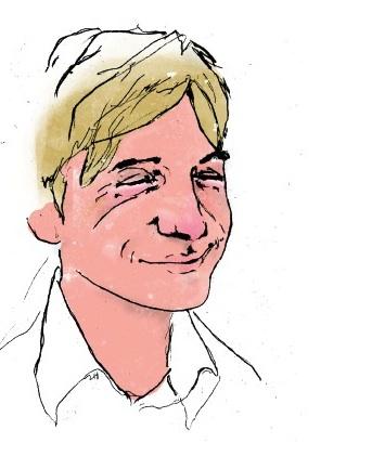 Sonny, illustration by Lindsey Hampton