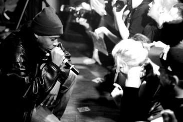 GZA, photo by Fathima Cader