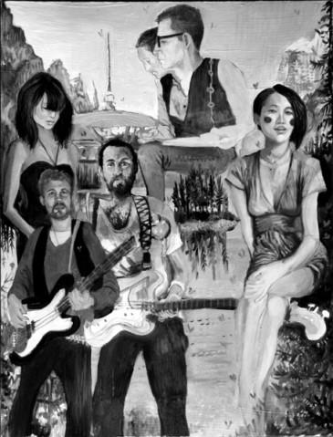 Illustration by Sarah Jane Holtom