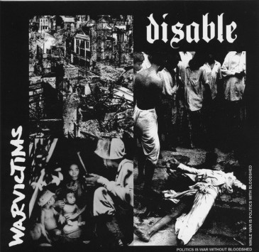 Disable and Warvictims split