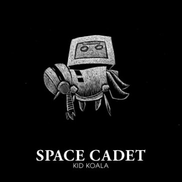 Kid Koala - Space Cadet_cover