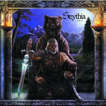 Scythia - Of Exile_cover