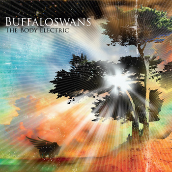 Buffaloswans - The Body Electric_cover