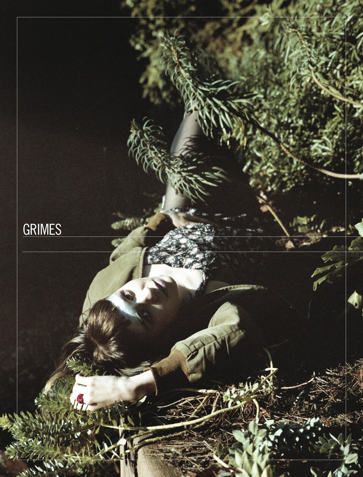 Discorder-Grimes