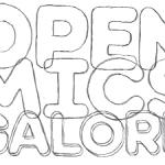 open mics galore illustration