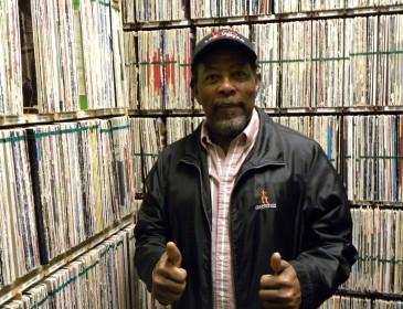 George 'Reggae' Barrett   photo by Chirag Mahajan