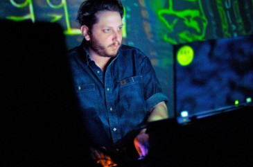 Oneohtrix Point Never | | photo by Steve Louie