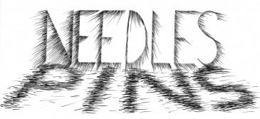 lettering by Joel Rich