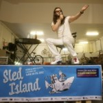 Andrew WK     photo by Steve Louie