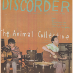 Discorder cover, August 2003 | | photo by Hana Macdonald