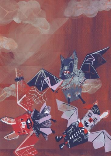 illustration by Priscilla Yu