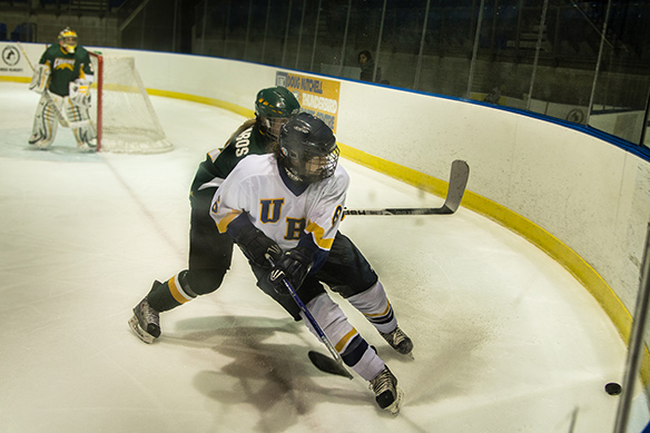 Canada West women's ice hockey Regina Cougars vs. UBC Thunderbirds