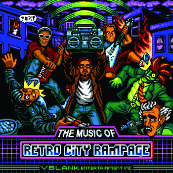 Retro City Rampage - The Music of Retro City Rampage