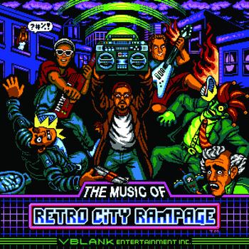 Retro City Rampage - The Music of Retro City Rampage