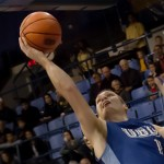 UBC Thunderbirds men's basketball on CiTR 101.9 FM Sports