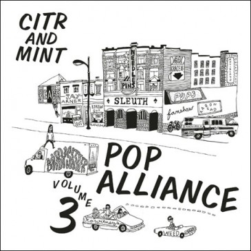 CiTR and Mint Records - Vancouver Pop Alliance Vol 3