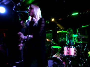 White Lung     photo by Arnaud de Grave