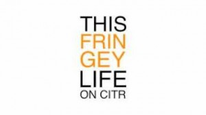 this fringey life title card
