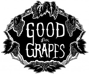 Good for Grapes - illustration by Tierney Milne