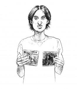 illustration by Britta Bacchus